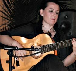 Celia Morales Flamenco Guitar