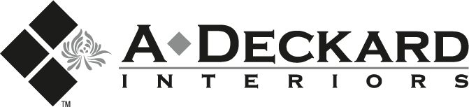 A. Deckard Interiors designs beautiful, functional interiors for businesses, hotels, restaurants, and retailers.