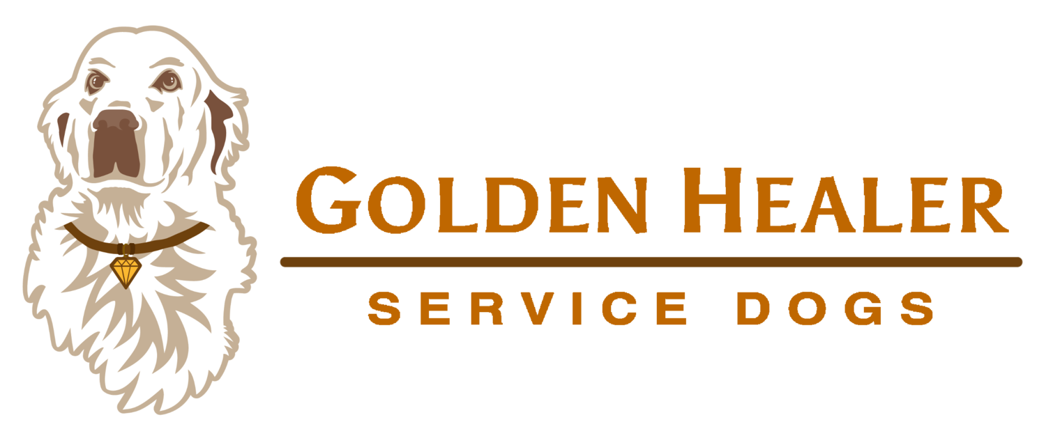 Golden Healer Service Dogs