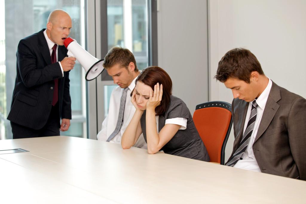 bad meetings