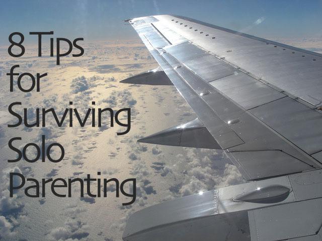 surviving solo parenting