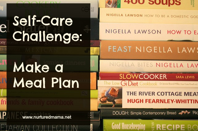 cook book stack