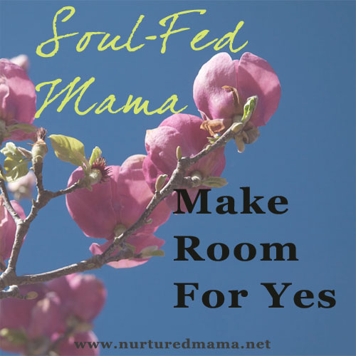 11-make room for yes