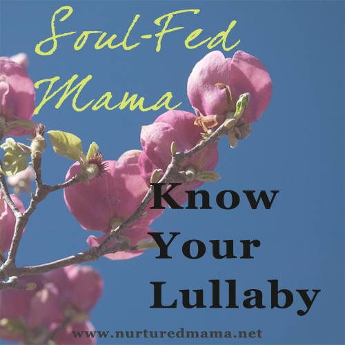 16-know your lullaby
