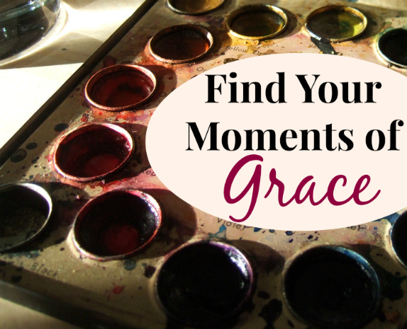 Find Your Moments Of Grace :: nurturedmama.net