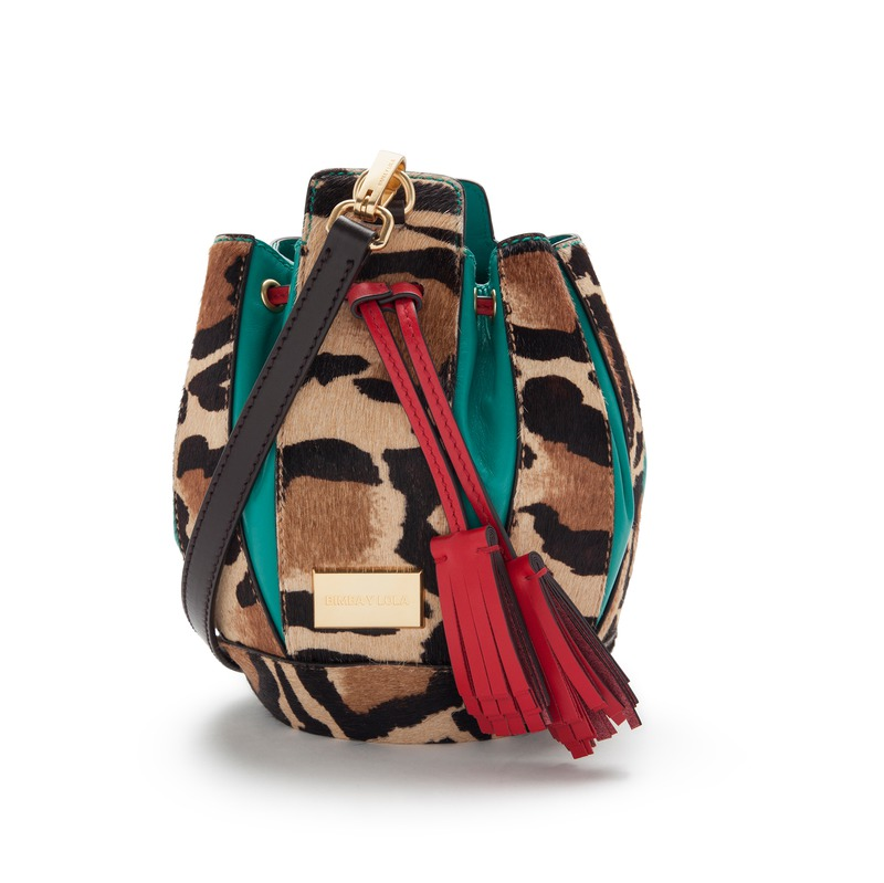 I just like this.  The leopard with the green and red is an excellent combo (it's green inside too).  And it's small and easy to use AND it's in the sale.