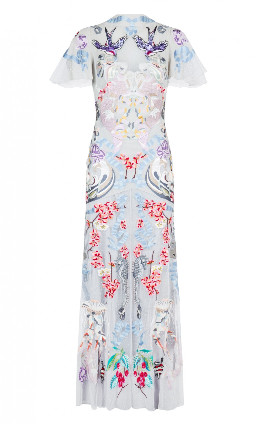 Alice Temperley Long Sail Dress £2,295
