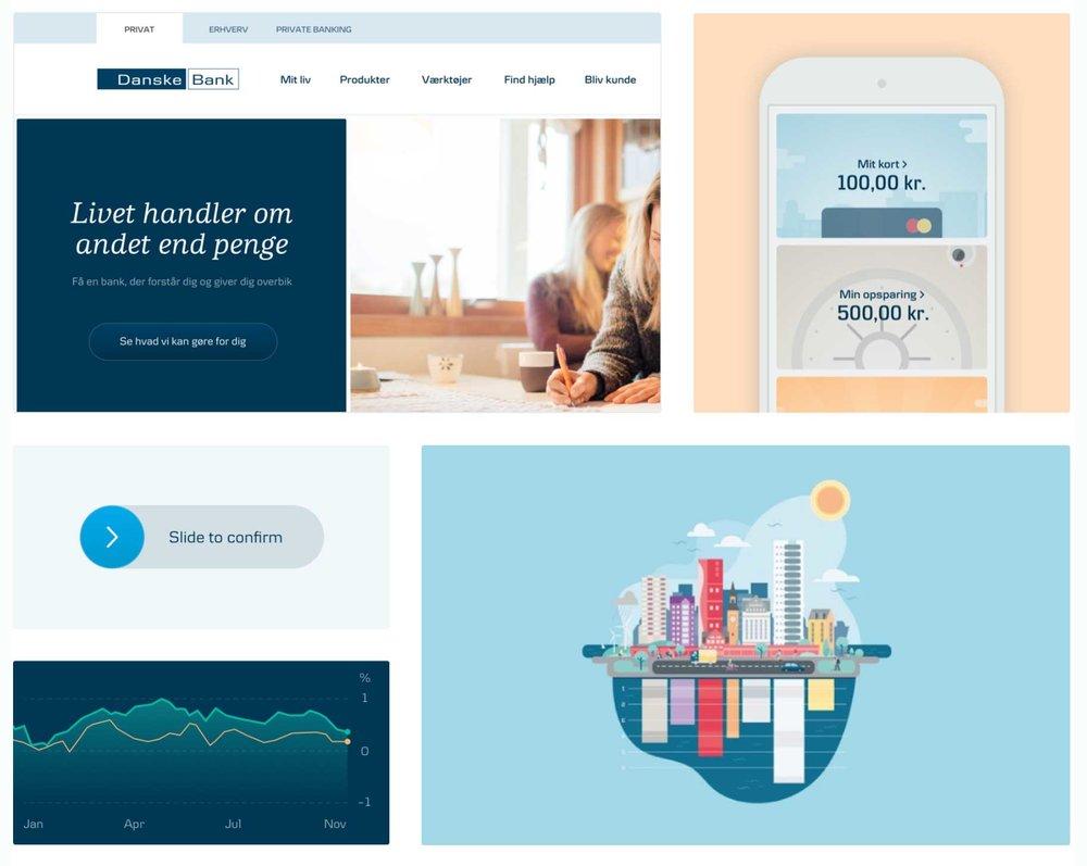 Danske Bank Design System