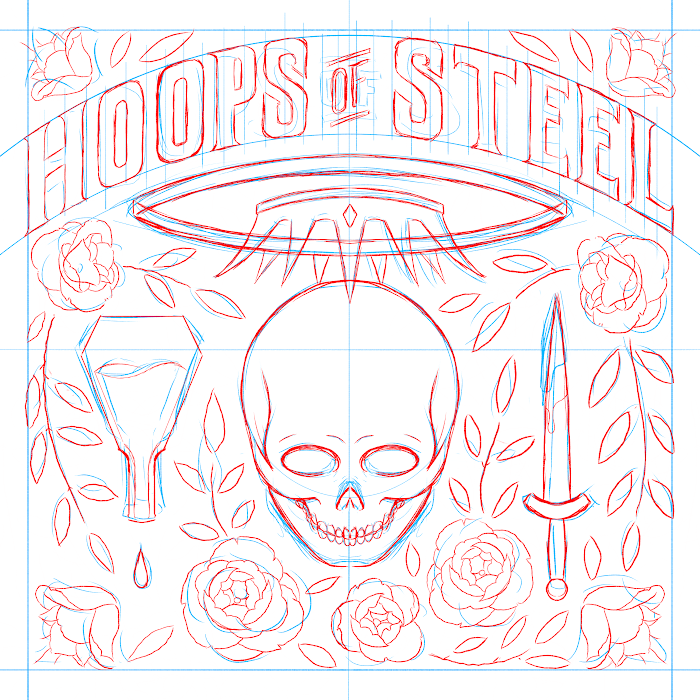 Hoops of Steel (Hamlet: The B-Sides)