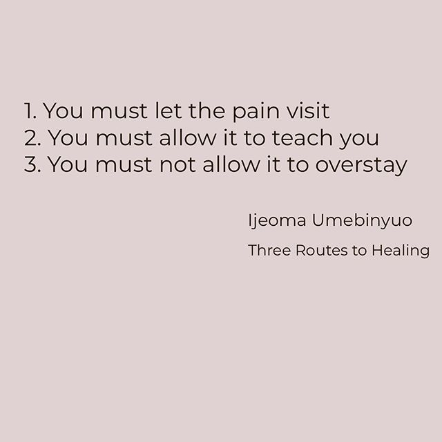 Healing comes in waves and maybe today the wave hits the rocks and that's okay, that's okay, darling you are still healing you are still healing. - Ijeoma Umebinyuo