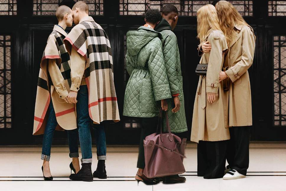 """""""Starting with Riccardo Tisci's debut collection this September 17, Burberry is banning rabbit, fox, mink, and Asiatic raccoon fur, as well as angora."""" - - Vogue.com (source)"""