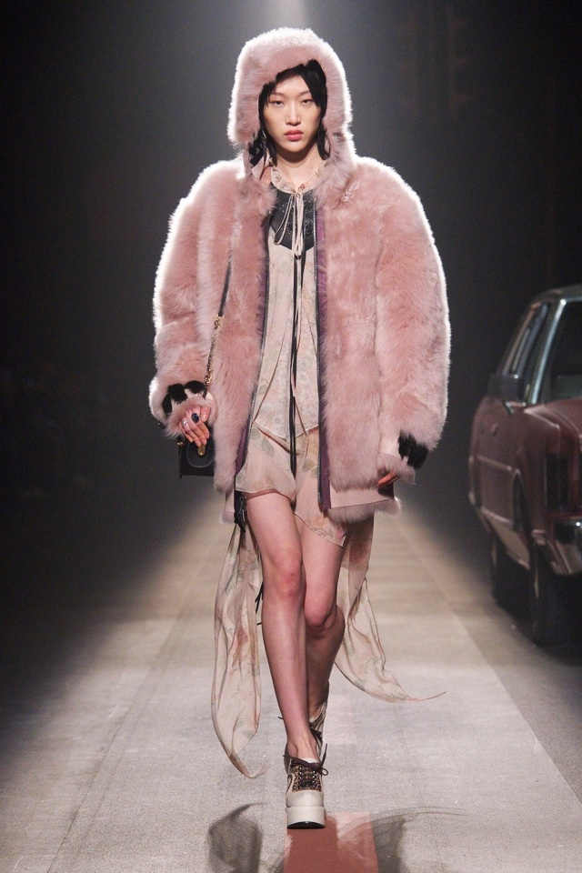 """""""We understood from our employee population and from our consumers that it was important to them that we take a stand on this [fur] issue. We're doing it because we believe it's the right thing to do."""" - - Coach chief executive Joshua Schulman. (source)"""