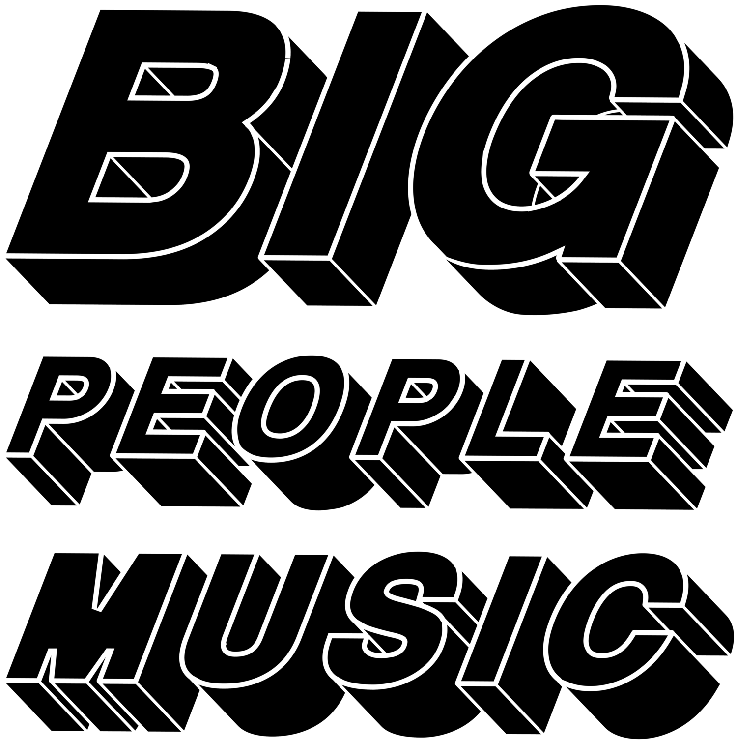 BIG PEOPLE MUSIC