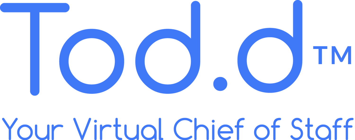 Tod.d: Your Virtual Chief of Staff