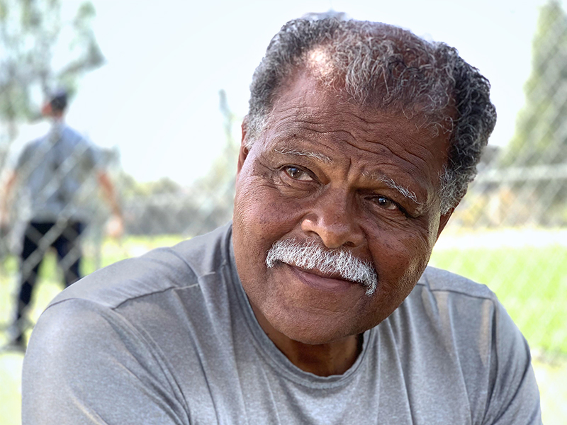 our founder - With a baseball career spanning decades, Reggie Smith knows the road to success.