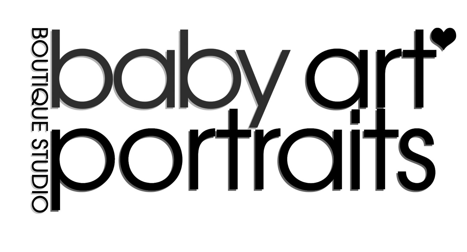Baby Art Portraits