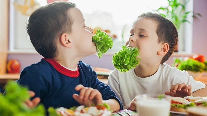 5 Ways to Make Your Child a Healthy Eater — The Racine Triangle Association