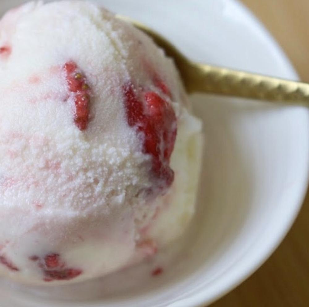Strawberry Malai