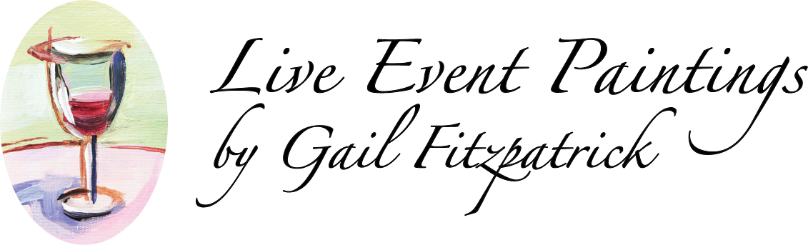 Live Event Paintings by Gail Fitzpatrick