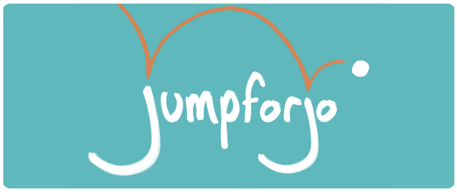 jumpforjo illustration
