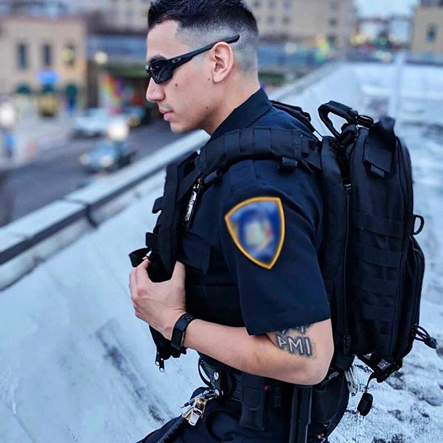 The winner of our December give away @ofcsanchi a police officer sporting our MK1 & Commando Bag in Black! Thank you for the awesome photos Jason! Get yours IBEXtactical.com! Send us photos and we will feature on our Instagram! • • • • • #ibextactical #tactical #tacticalgear #airsoft #airsoftgear #pewpew #protection #hero #military  #serveandprotect #soldier #armystrong #swat #everydaycarry #armylife #highqialitygear #weapon #police #tacticalusa #tacticalcanada #tacticalstore #tacticallife #madeinisrael #diehard #blunderbusspack #micropack