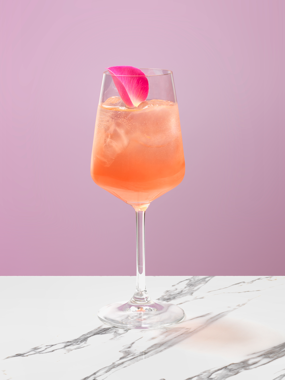 Sakura Spritz - Commissioned by Wagamama.