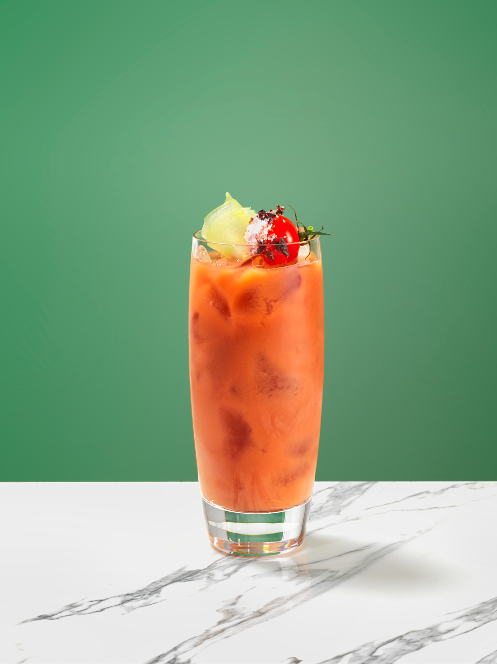 Bloody Mary Reinvented - Commissioned by a 3 star chef.
