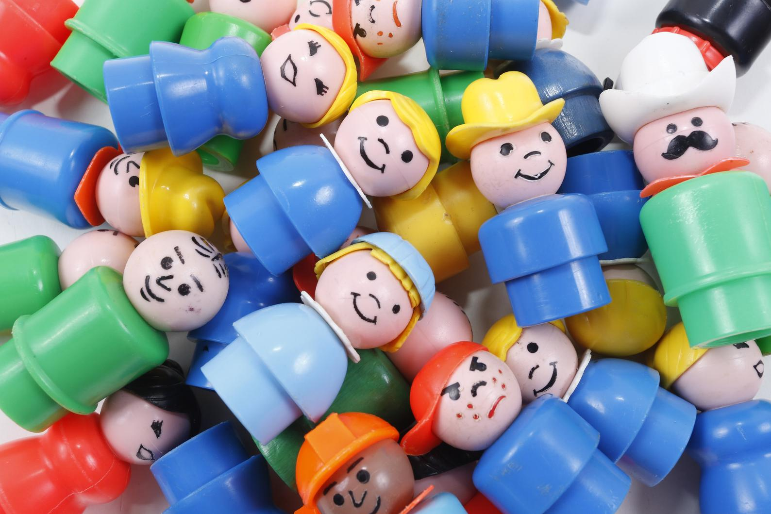 Little People: Did Fisher-Price Ruin My Career? — Midlife Pickle
