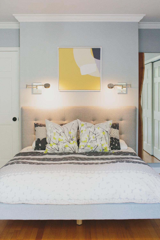Soothing Modern Bedroom