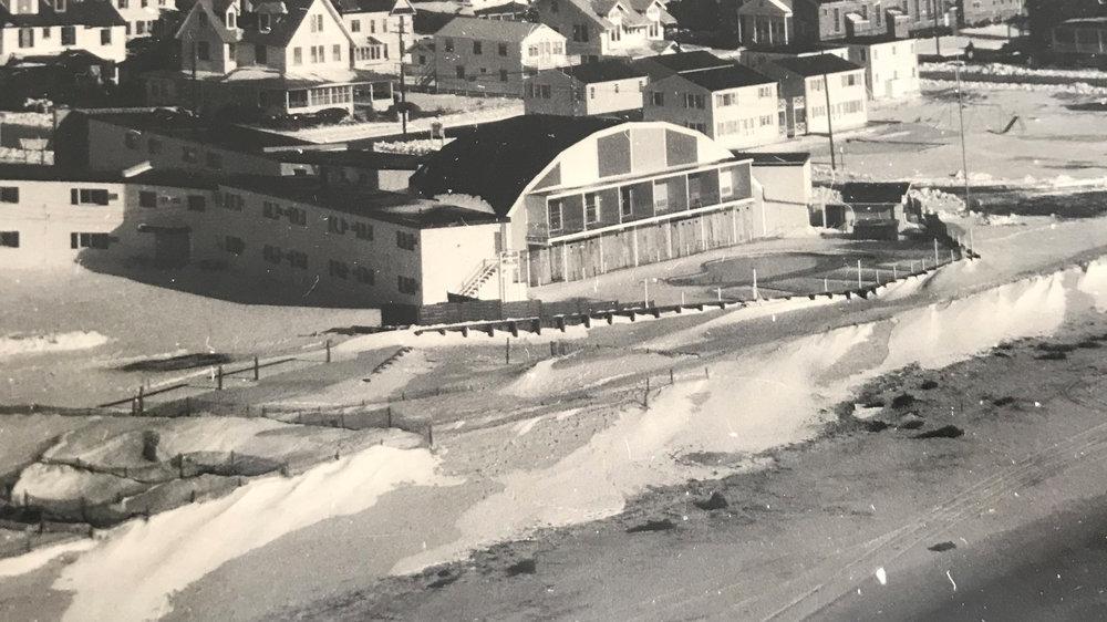 The Sea Shell Resort & Beach Club in 1962