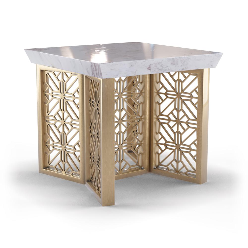 Albert End Table Ana Maria Designs