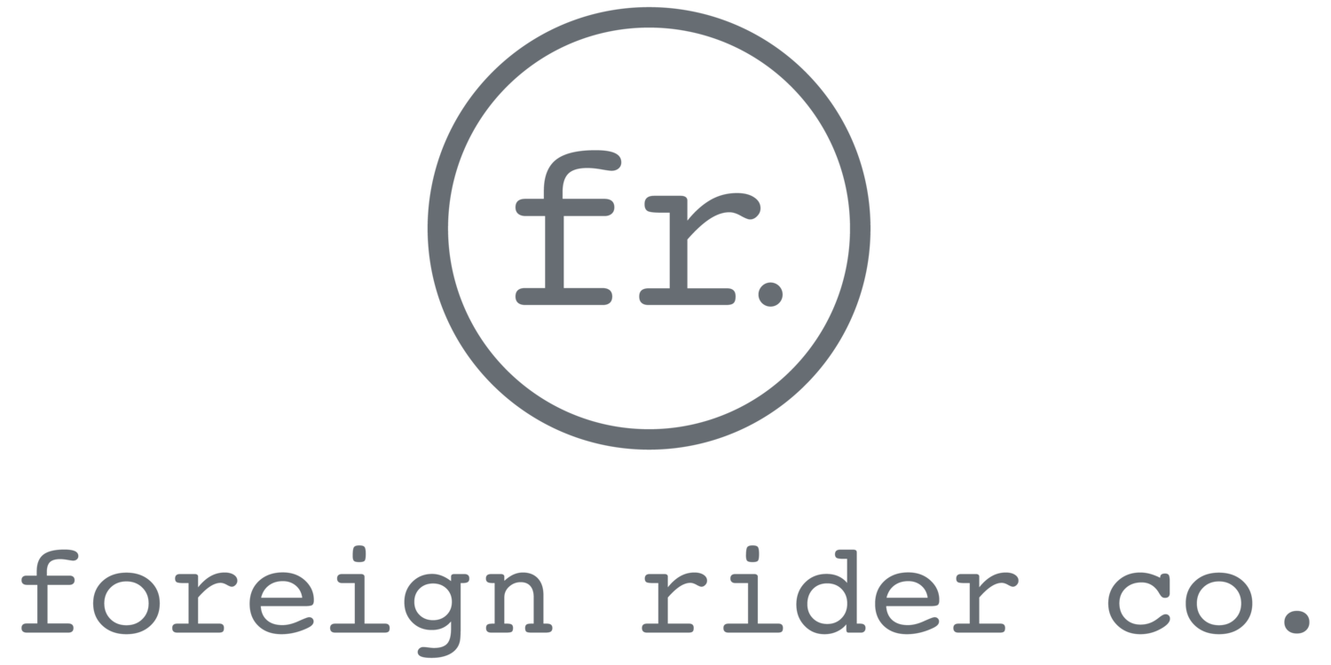 Foreign Rider Co.