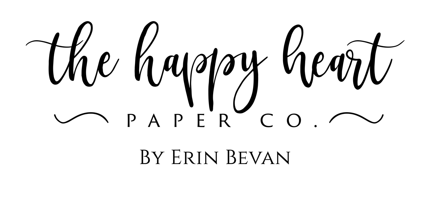 The Happy Heart Paper Co.