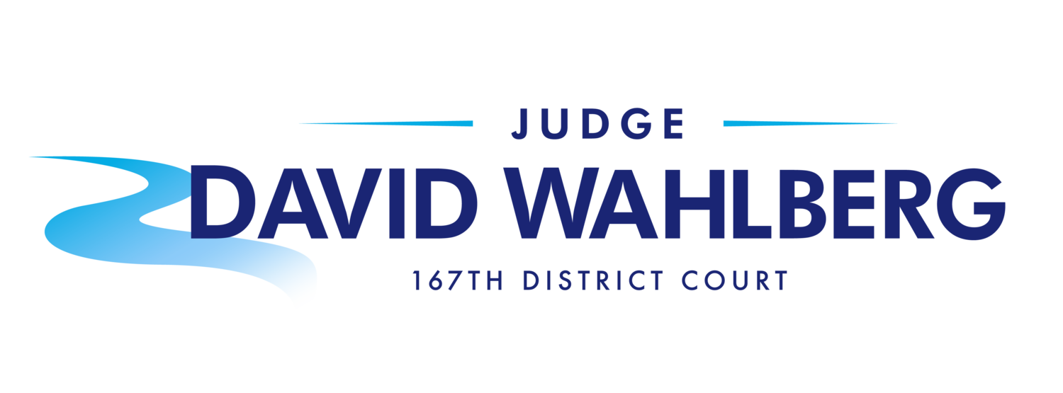 Judge David Wahlberg