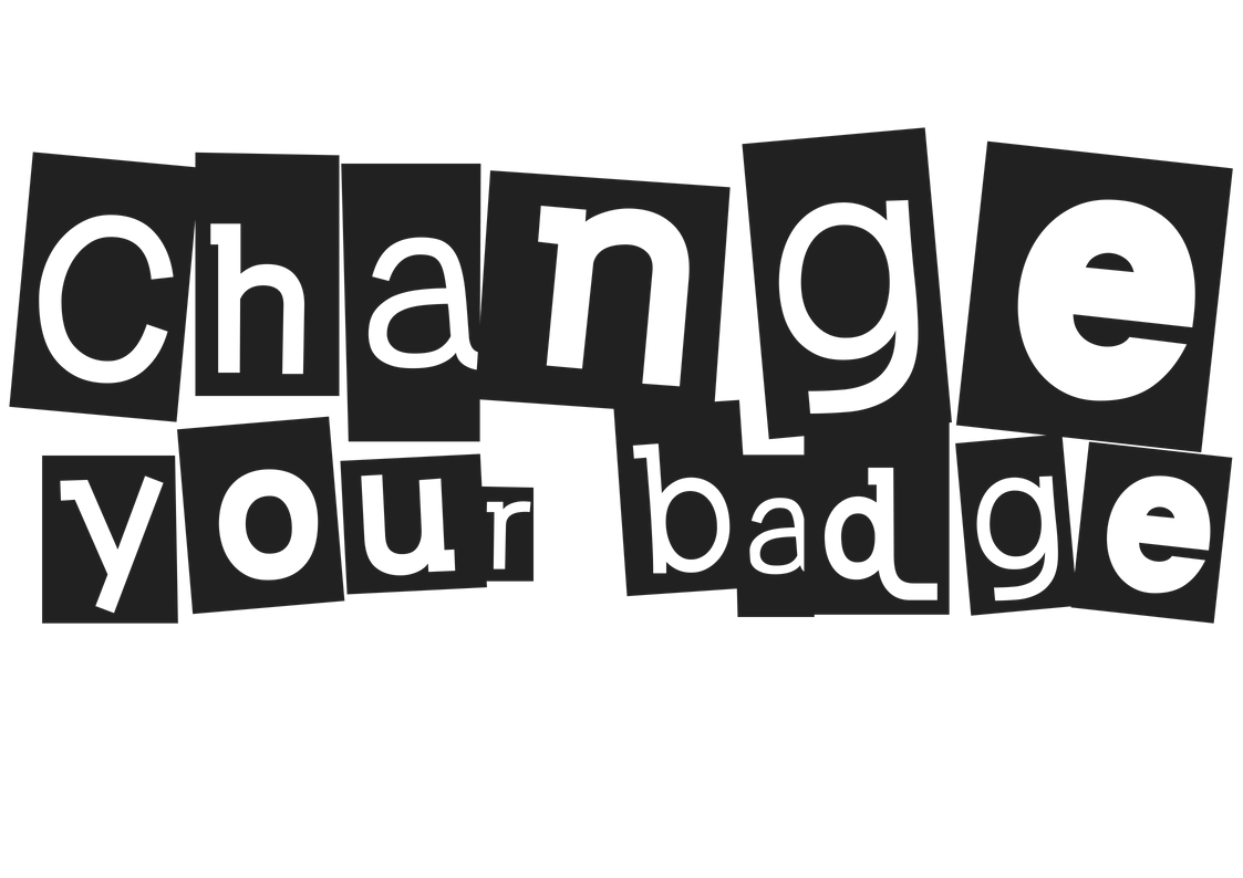 Change Your Badge