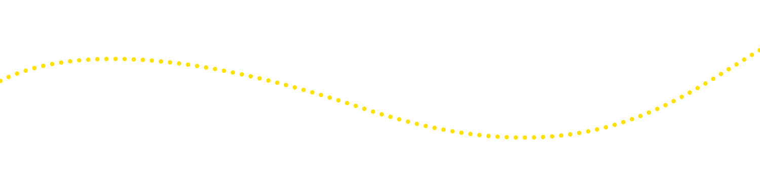 dotted yellow line