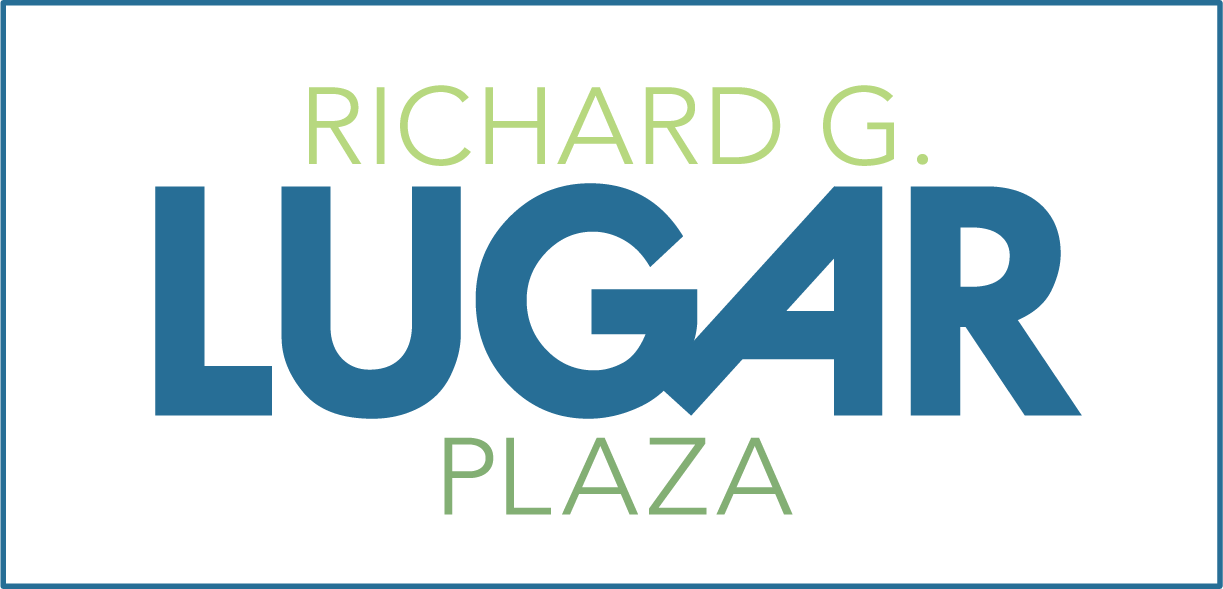 Richard G. Lugar Plaza