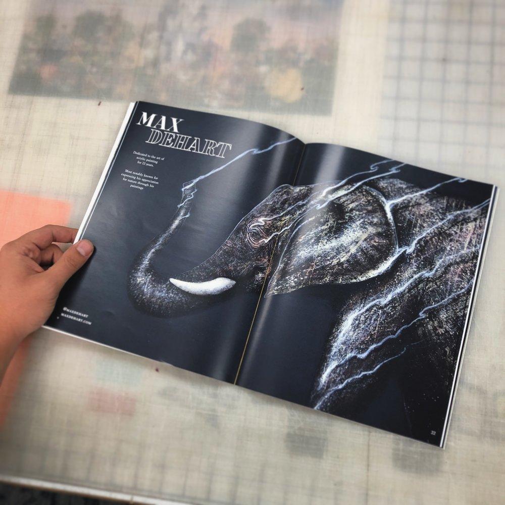 Bay Area Creatives Klub(B.A.C.K.) Magazine - April 7, 2019