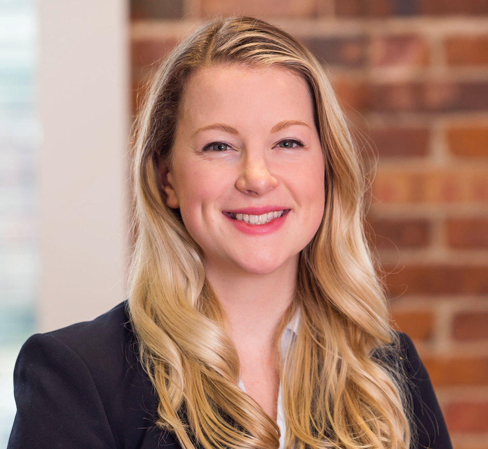 """""""I love that Catalyst is in a growth stage, which gives me the opportunity to problem solve and develop my professional skills through new experiences.""""  MADELINE HALLIGAN, Catalyst Senior Accountant"""