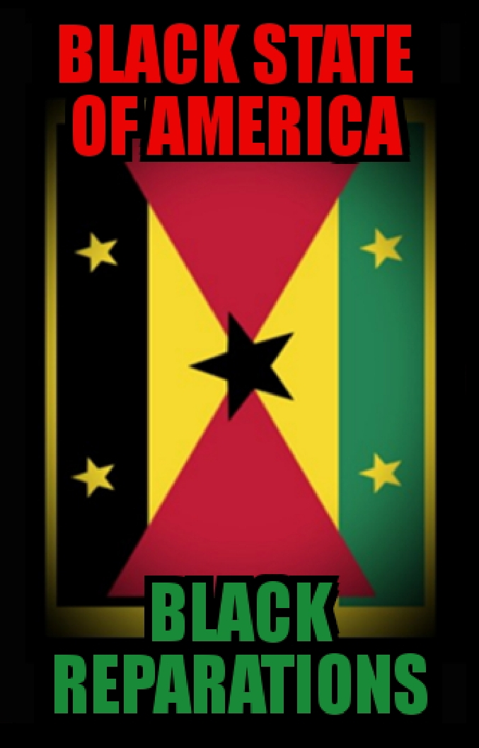BLACK STATE OF AMERICA