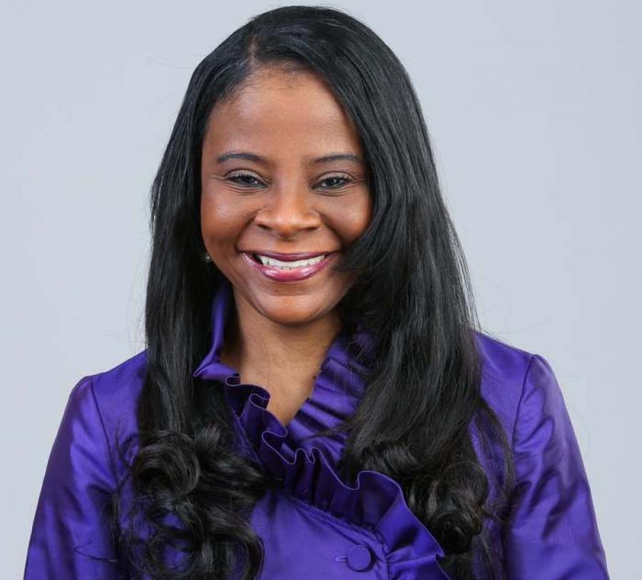 DR. CYNTHIA SALTER-LEWIS - WORSHIP DIRECTOR