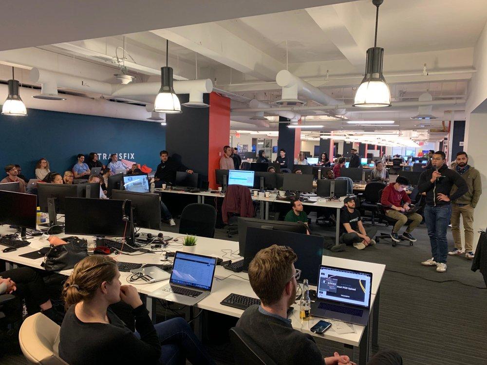 Transfix Freight Wars Hackathon