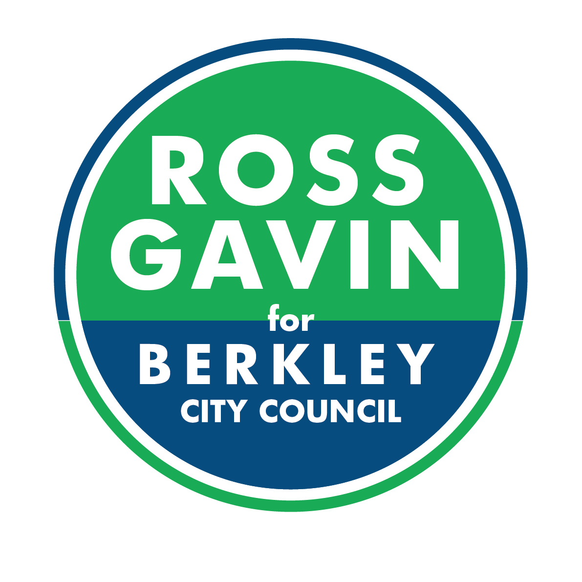 Ross Gavin for Berkley City Council