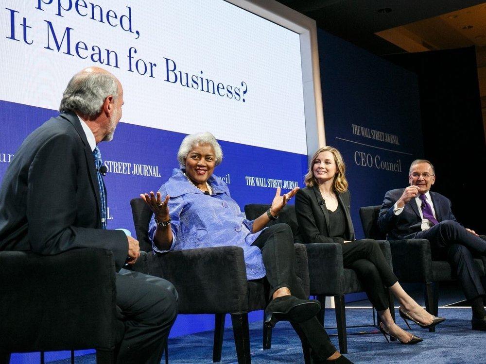 Wall Street Journal CEO Council 2018