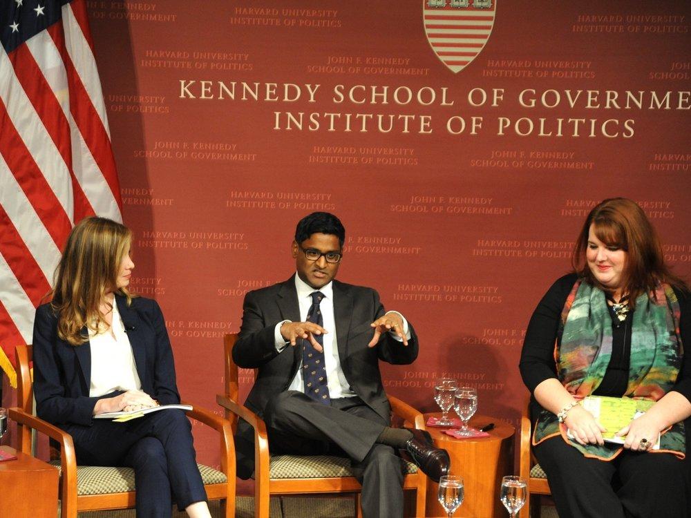 Harvard Institute of Politics JFK Jr. Forum