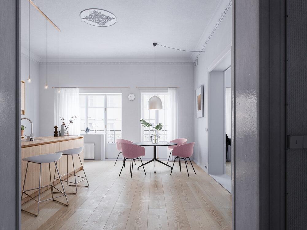 Nordic Living - Kitchen
