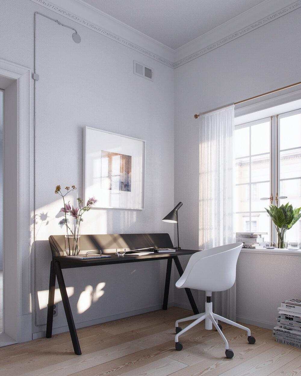Nordic Living - Workspace