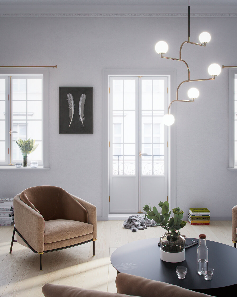 Nordic Living - Living Room II