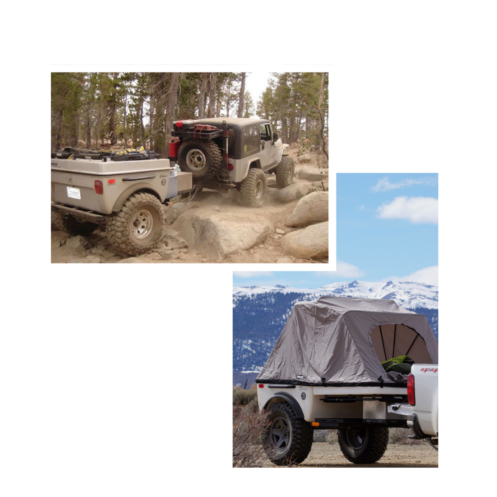 Tentrax Jeep Camper Trailer Hiking Trailer Cargo Trailer Off Road Utility Trailer Overland Adventure Trailer.png
