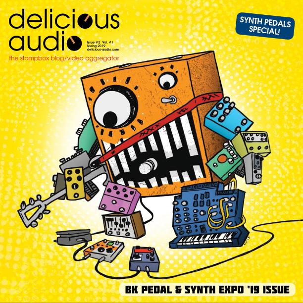Delicious Audio #2 is out now! — Birmingham Sounds